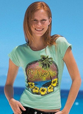 "Shirt  ""California"""