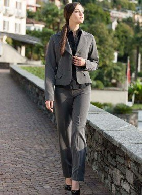 Completo Blazer/Pantalone, antracite