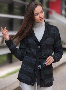 Giacca in maglia