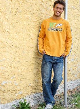 Worker-Jeans ,Blue-Denim slavato