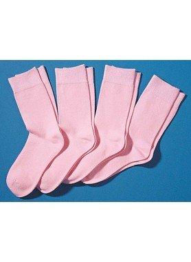 D-Socken,uni 4er-Set rosa 3538 020 - 1 - Ronja.ch