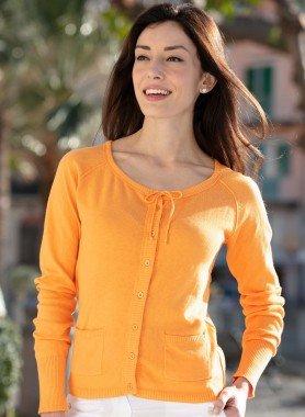 Giacchetta in maglia fine