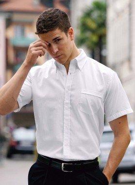 Camicia maniche corte  «OXFORD»