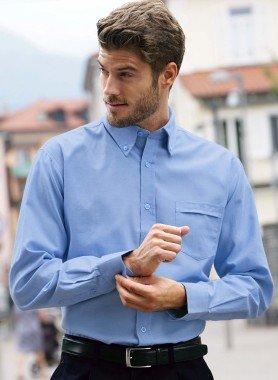 Camicia maniche lunghe  «OXFORD»