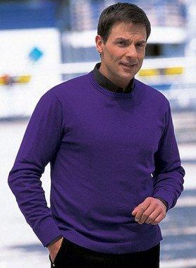 Pullover in maglia fine