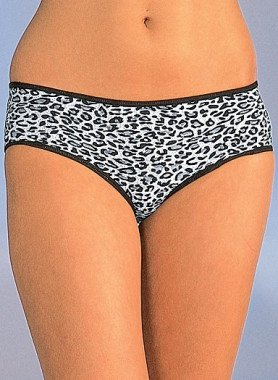 Panty, stamp.animale, 3 pz
