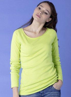 Shirt con maniche lunghe