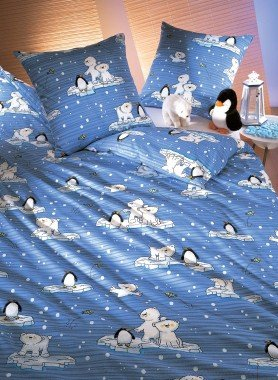 "Biancheria da letto per bambini  ""EISBÄREN"""