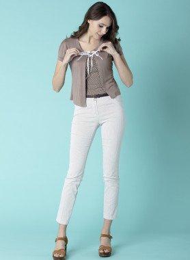 5-Pocket-Hose, Streifen