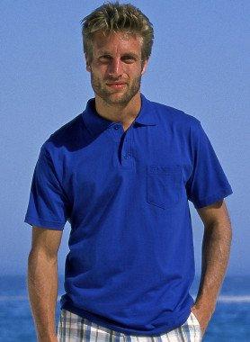 Polo-Shirt con maniche corte