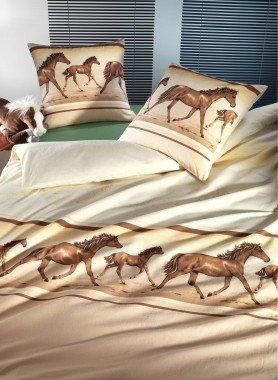 Biancheria da letto in flanella «FURY»