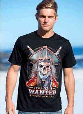Shirt Pirata