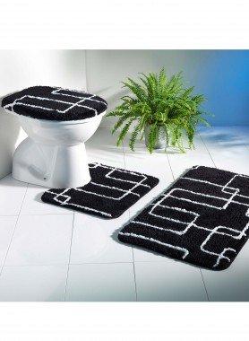 Garnitura per bagno/WC con taglio