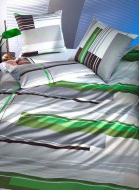 "Biancheria da letto in satin  ""SUNDAY"""