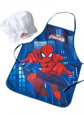 Kind.Schürzen-Set,2S.Spiderman - 1 - Ronja.ch