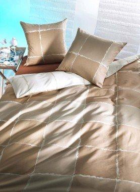 """Biancheria da letto in  satin fine  """"MALTA"""" di TOM TAILOR"""
