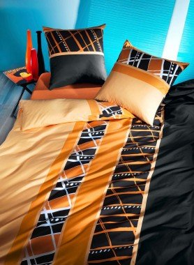 Biancheria da letto in microfibra «VIRGINIA»