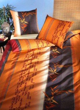 Biancheria da letto in seersucker «CHAO»