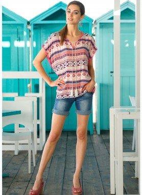 5.Pocket-Jeans-Shorts, Umschläge