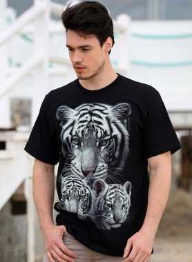 Shirt, Tigre