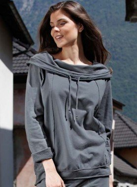 Sweat, maniche lunghe