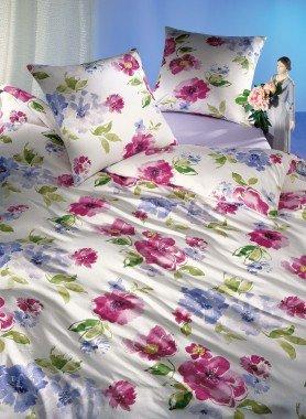 "Biancheria da letto in jersey ""BLÜTENZAUBER"""