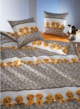 """Biancheria da letto  """"DOGS"""""""