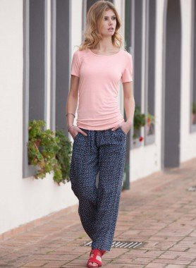 Pantaloni millefiori