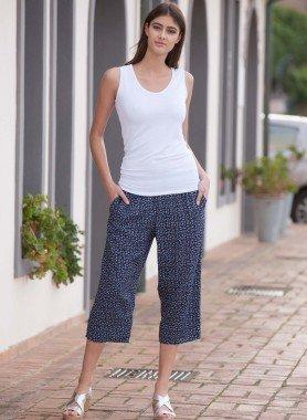 Pantalone Capri, Millefiori