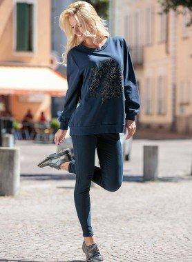 Treggings, ottica Jeans