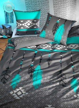 """Biancheria da letto in fibra di bambù  """"WAIPUMA"""""""