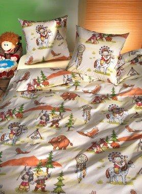 """Biancheria da letto per bambini  """"TATANKA"""""""
