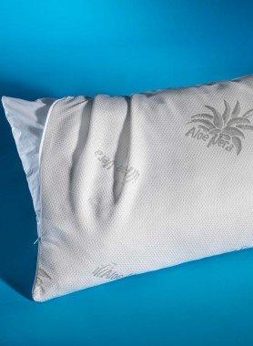 Fodera protettiva per cuscini  Aloe-Vera, 2 pezzi