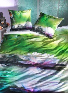 """Biancheria da letto, stampa digitale  """"SEEROSE"""""""