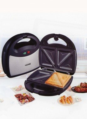 Toaster elettrico,  *3 in 1*