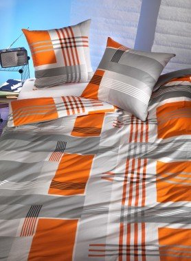 "Biancheria da letto in jersey ""JEFFREY"""