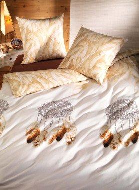 Biancheria da letto in flanella *TRAUMFEDERN*