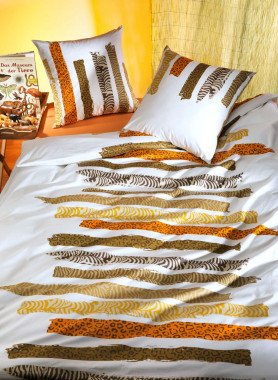Biancheria da letto *ZEBRA-LOOK