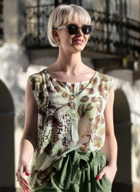 Longtop, stampa animalier
