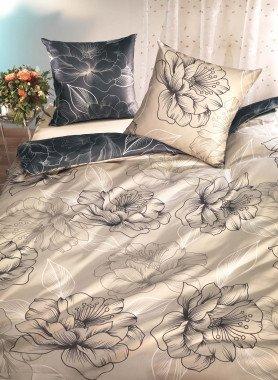 "Biancheria da letto in satin  ""JOAN"""