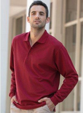 Polo Shirt, maniche lunghe
