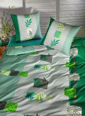"""Biancheria da letto in fibra di bambù """"XENIA"""""""