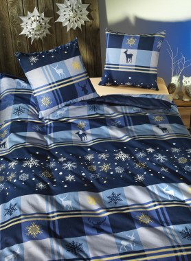 """Biancheria da letto in flanella """"LANDSBY"""""""