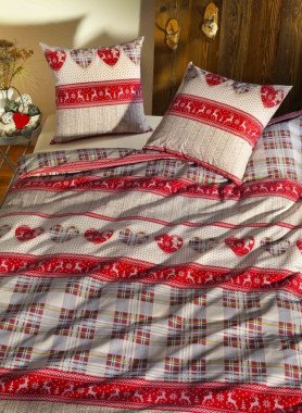 "Biancheria da letto ""BERNINA"""