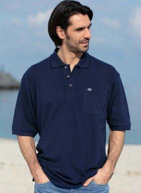 Polo shirt con maniche corte *AT COM*