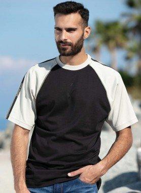 Shirt, hell/dunkel