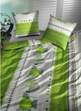 """Biancheria da letto in fibra di bambù  """"TULANI"""""""