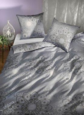 """Biancheria da letto in satin """"MAWAI"""""""