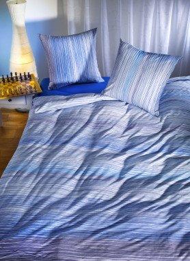 """Biancheria da letto in jersey  """"SILVIA"""""""