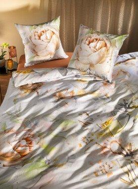 "Biancheria da letto in satin ""CARINA"""
